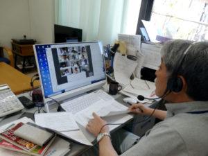 オンライン授業とコミュニケーション