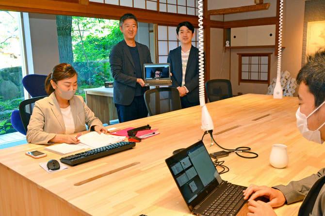 温泉旅館「オフィス」に活路 佐賀・嬉野の経営者ら、コロナ後見据え