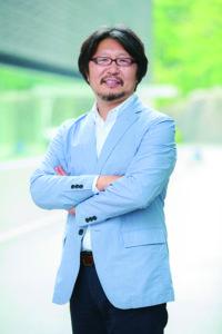 上田滋夢先生