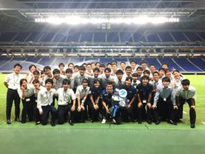 新たなパートナーシップの形。ガンバ大阪×大学で創るJ1最大級インターンシップの可能性